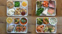 อาหารจำพวกโปรตีนหาซื้อได้ทั่วไปสำหรับพวกนักกล้ามมันจำเป็นมาก